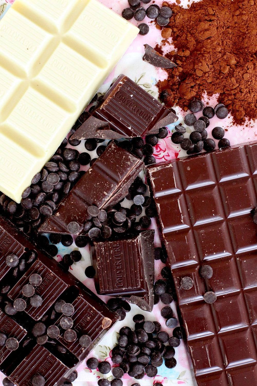 Como fundir el chocolate al baño maria - Tipos de chocolate - Chocolate casero