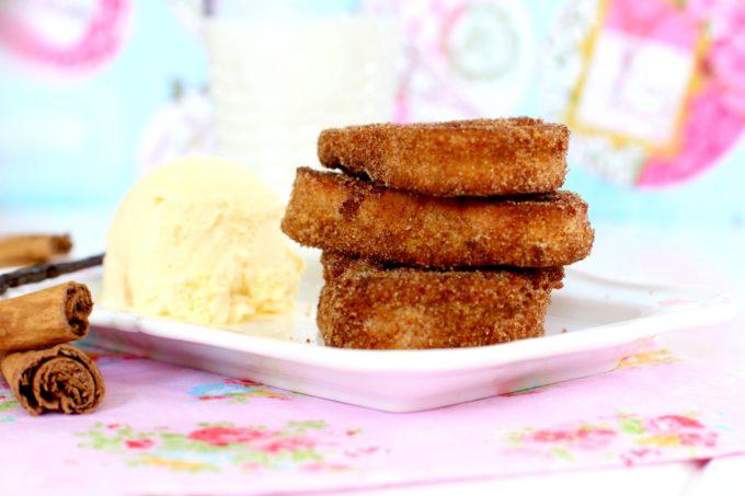 Foto de la receta de torrijas caseras