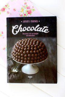foto del Libro chocolate de Sandra Mangas de la editorial Aguilar