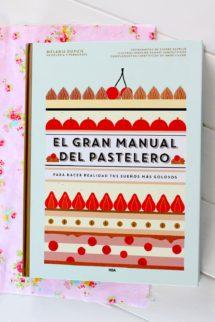 Foto del Libro el gran manual del pastelero
