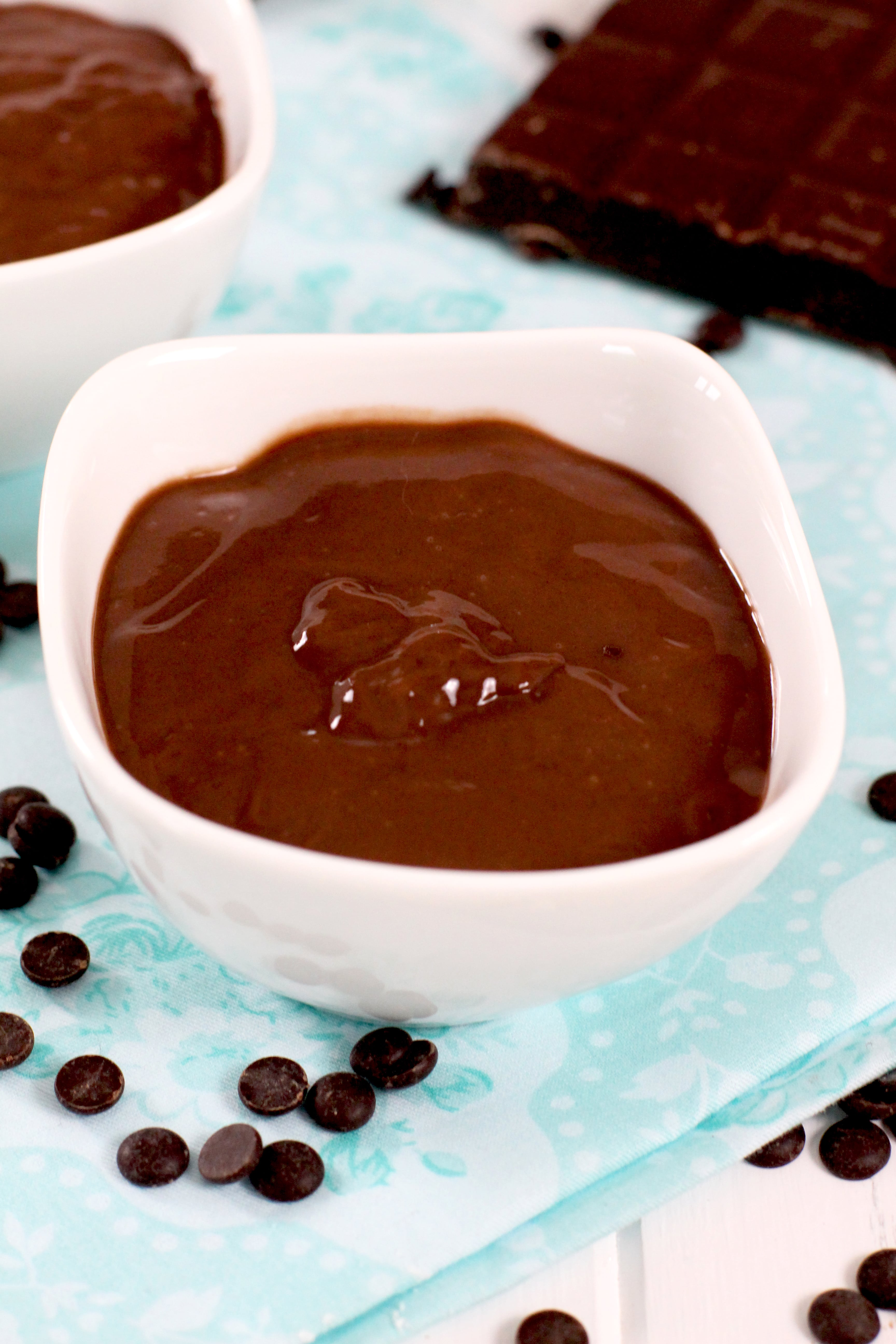 Natillas de chocolate caseras - Como hacer natillas caseras