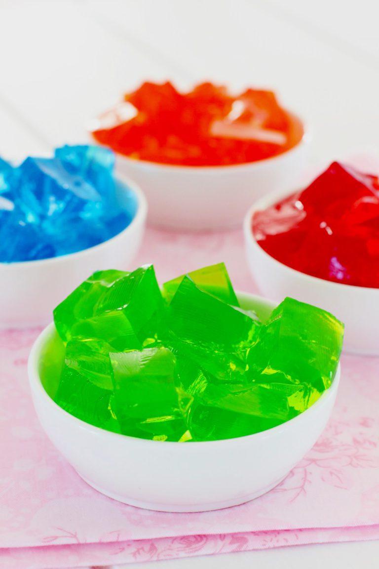Que es la gelatina y como utilizarla