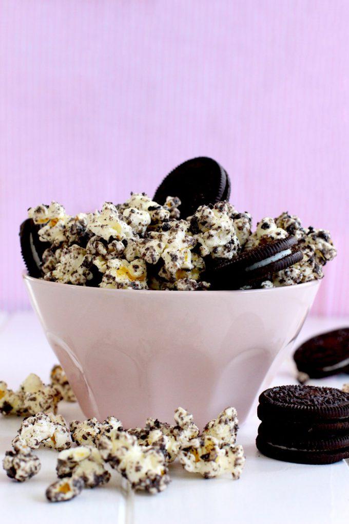 Foto de Como hacer palomitas dulces de oreo caseras
