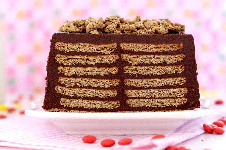 Image Result For Receta Tarta Y Chocolate Con Galletas Trituradas