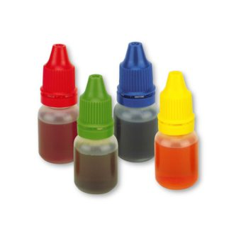 Descripción Set de 4 colorantes líquidos Primarios Städter