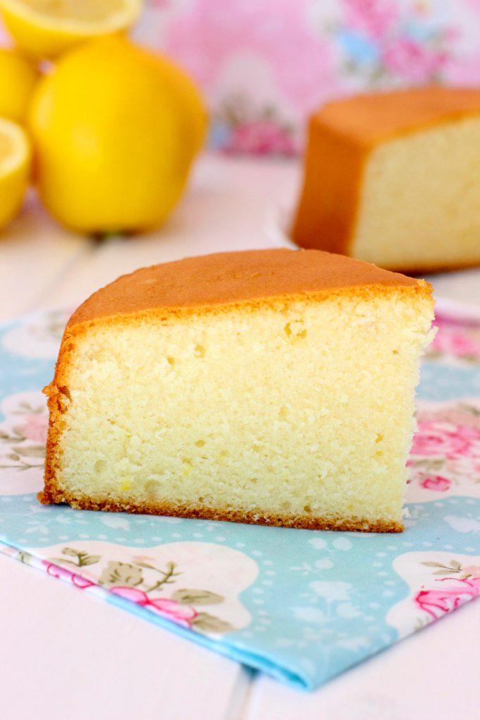 Foto de Receta de como hacer bizcocho sin gluten - Receta de bizcocho de yogur - Recetas sin gluten - Bizcocho esponjoso