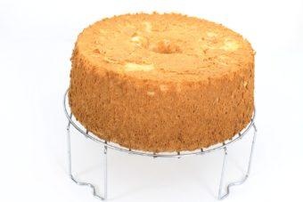 Foto de la receta de bizcocho esponjoso angel food cake