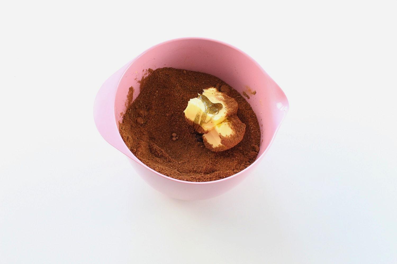 Foto de la receta de galletas de chocolate saludables