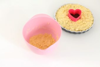 Foto de la receta de tarta de Nutella