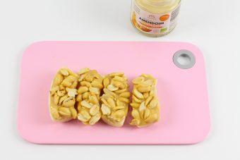 Foto de la Receta de snickers saludables