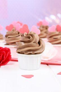 Como hacer cupcakes de vainilla y chocolate