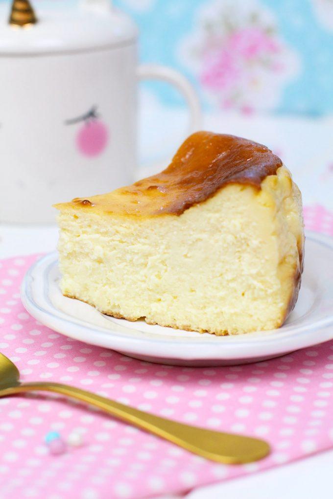Como hacer la tarta de de queso la viña