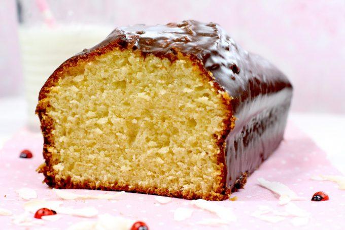 Como hacer bizcocho de coco y chocolate elaborado por Lolita la pastelera