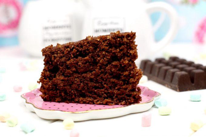 Como hacer bizcocho de avena y chocolate sin lactosa