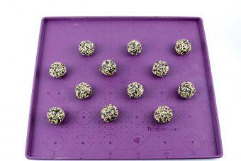 Cómo hacer galletas de sésamo y chocolate saludables