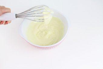 Cómo hacer helado de limón cremoso