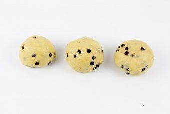Como hacer brioche de Nanterre con chips de chocolate tierno