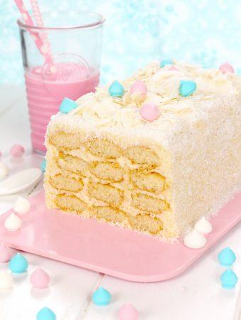 Como hacer tarta raffaello