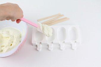Cómo hacer helado Magnum de vainilla y chocolate
