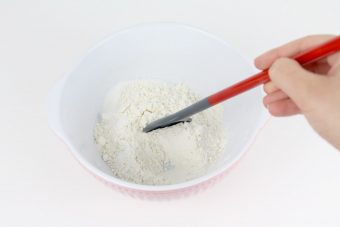 Cómo hacer mini pancakes cereal