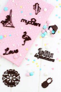Mycusini ® , imprime tu propio chocolate en casa Lolita la pastelera