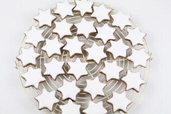 Cómo hacer estrellas de canela fáciles para Navidad (Zimtsterne)