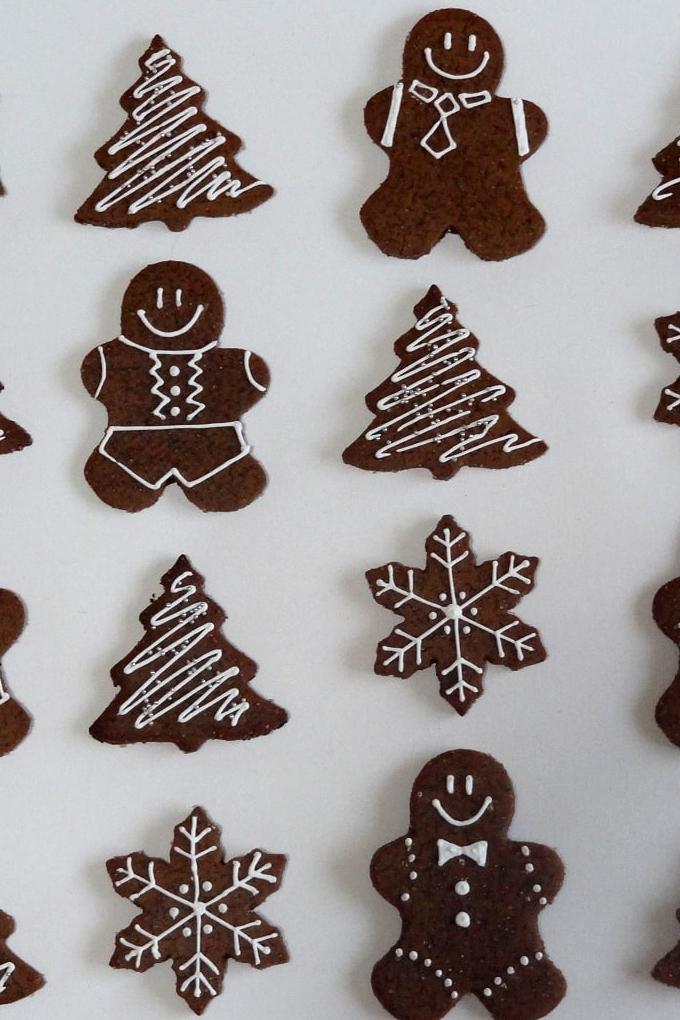 Foto de la receta de galletas de jengibre