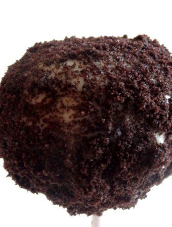 Cake pops de Oreo