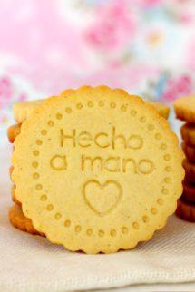 Foto de galletas de mantequilla perfectas - recetas de las galletas para decorar