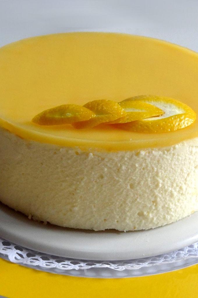 Como Hacer Tarta De Limón Casera
