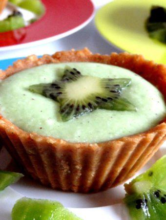 Foto de la receta de tartaleta de kiwi