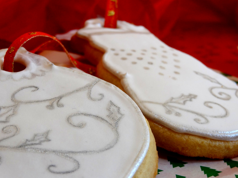 finest foto de la receta de galletas navideas de almendra y mantequilla with recetas de galletas navideas - Imagenes Navideas