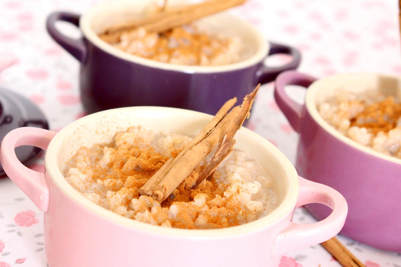 Foto de la receta de arroz con horchata