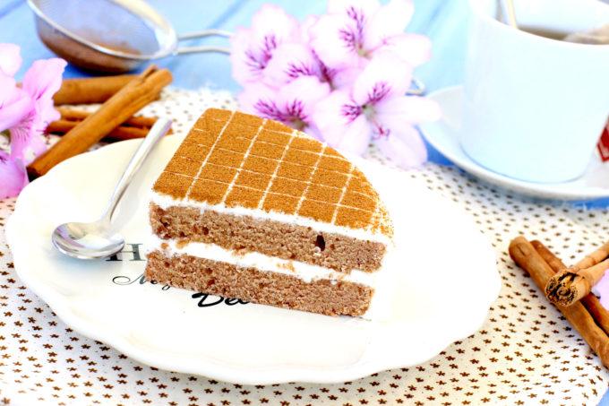 Foto de la receta de tarta de canela
