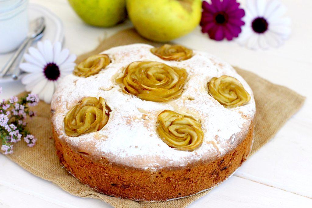 Foto de la receta de la tarta de manzana