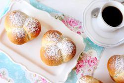 Foto de la receta de mini brioches
