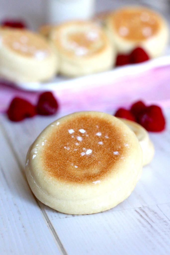 Foto de la receta de muffins ingleses