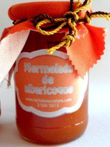 Foto de la receta de mermelada de albaricoque