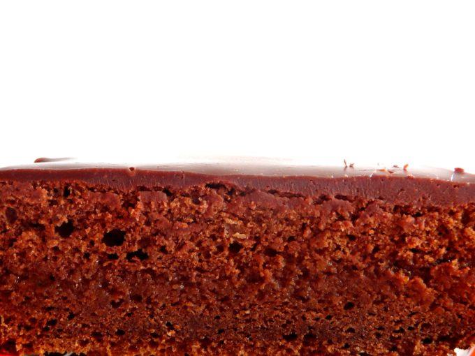 Foto de la receta de tarta Sacher original