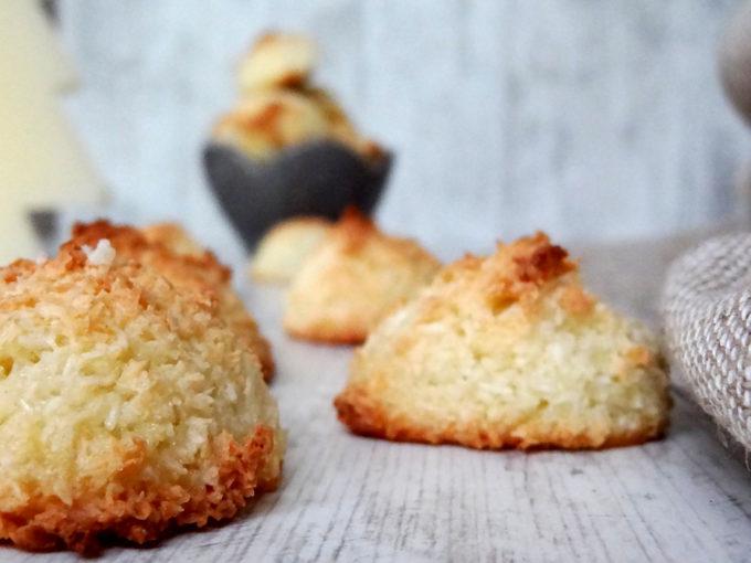 Foto de la receta de sultanas de coco o coquitos