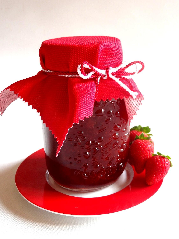 Foto de la receta de mermelada de fresa