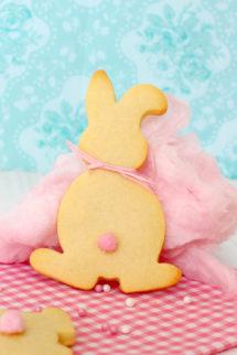 Foto de la recetas de galletas de mantequilla perfectas para pascua