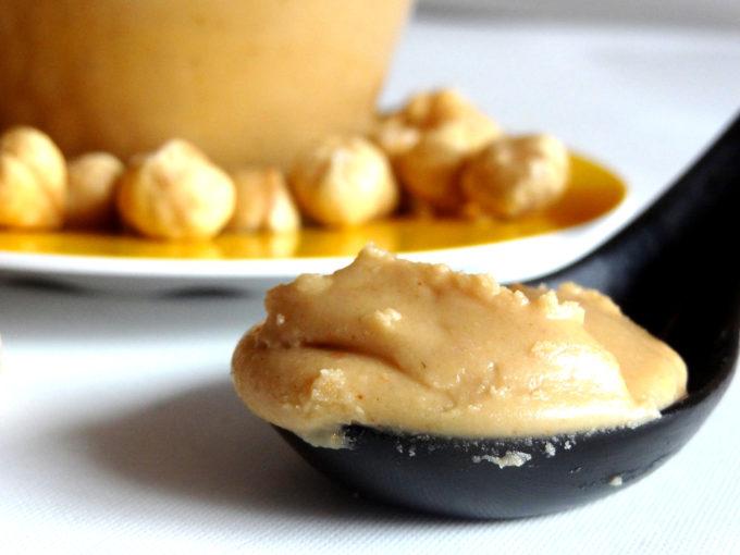 Foto de la receta de crema de praliné