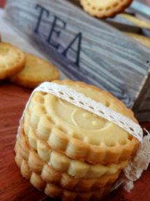 Foto de la receta de galletas de mantequilla caseras