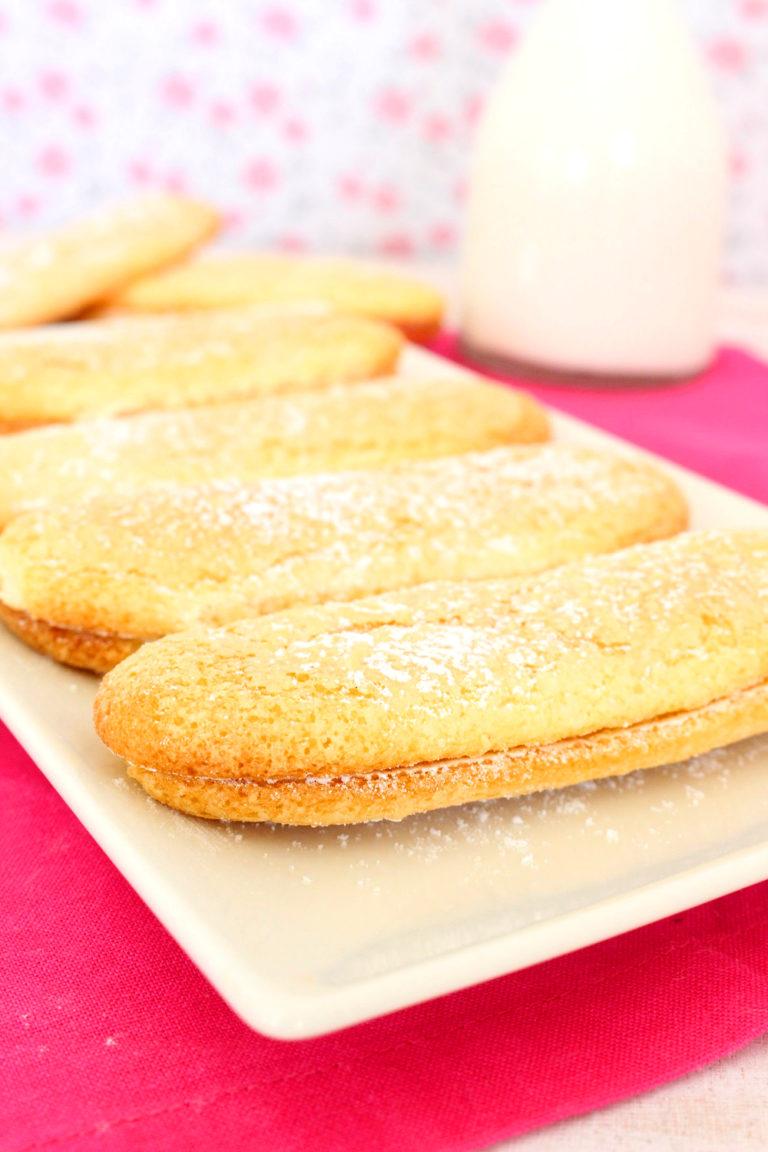 Foto de la receta de bizcochos de soletilla