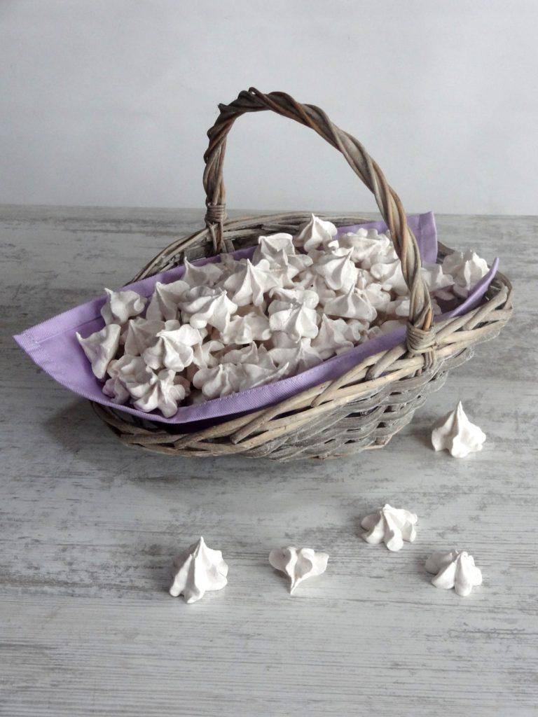 Foto de la receta de suspiros de merengue con canela