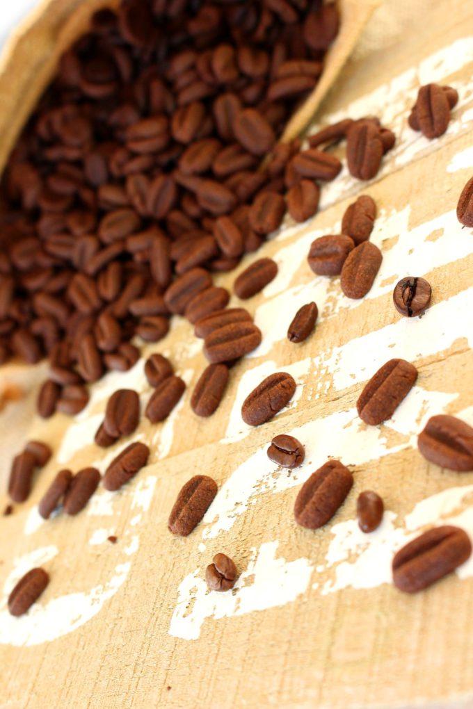 Foto de la como hacer galletas de café