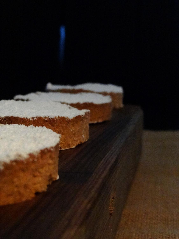 Foto de la receta de polvorones caseros