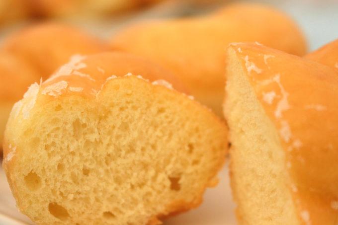 Foto de la receta de donuts twist clásicos