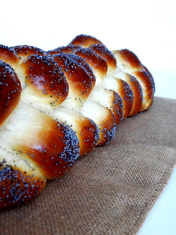 Foto de la receta de Pan Shabat o pan judio